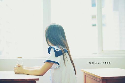 致我们逝去的青春 校园青春女学生唯美图片