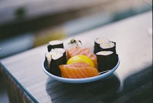 可爱又好吃的食物  清新唯美图片