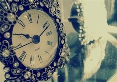 时间都去哪了 唯美时钟图片