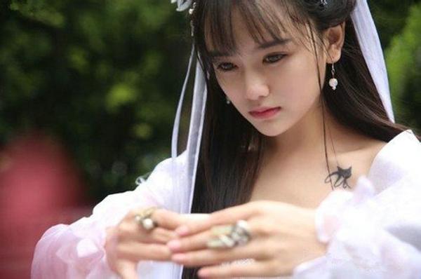 唯美南笙姑娘真实照片