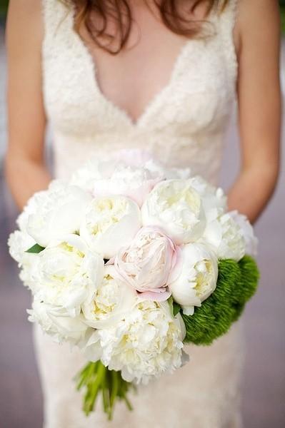 原良辰美景安好   唯美新娘手捧花