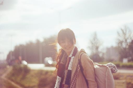小清新美女图片漂亮女孩儿温暖治愈系女生图片