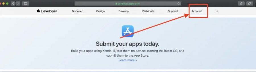 苹果企业开发者账号申请指南&注意事项