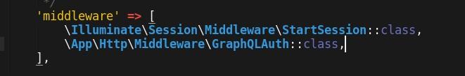 laravel当中使用graphql