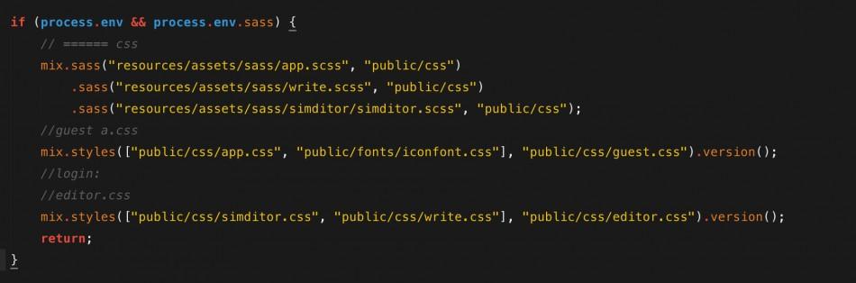 自定义npm scripts指令打包文件
